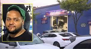 Asesinaron un Dominicano  en taller de mecánica en El Bronx NY