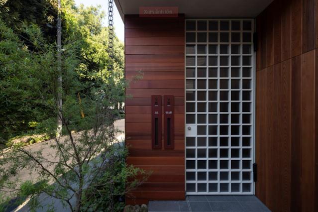 Mẫu thiết kế phòng khám 3 tầng tuyệt đẹp tại Tokyo