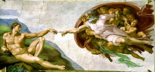 Θεός ο μονογενής δίνει ενέργεια στον άνθρωπο.