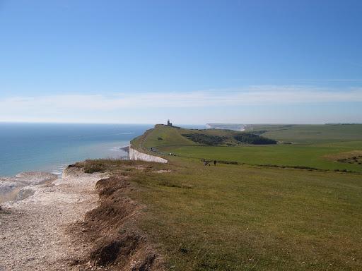 Lighthouse from Beachy Head