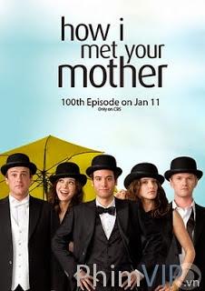 Câu Chuyện Tình Được Thuật Lại 6 - How I Met Your Mother Season 6 poster