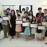 Smart Kids inthe house! Social & Dining Etiquette Workshop in June 2015.