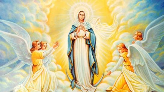 Đức Mẹ Lên Trời và tám điều quan trọng