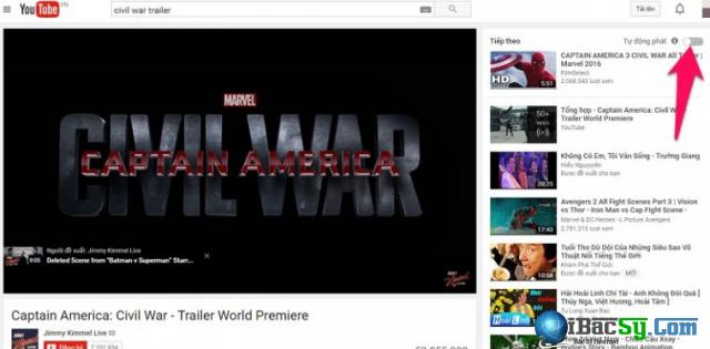Hướng dẫn cài đặt tự động tắt video khi xem hết video trên Youtube + Hình 3