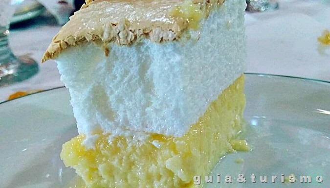 Torta de coco de Meaipe