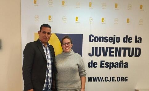 Resultado de imagen de consejo de la juventud de España sahara
