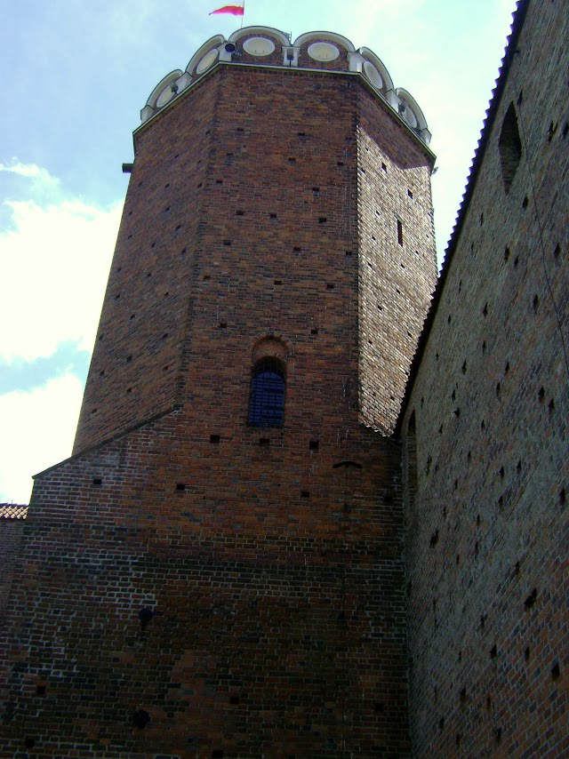 Łęczyca, zamek
