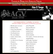 Programa concierto