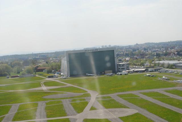 Hangaren til Zeppelineren