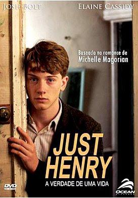 Filme Poster Just Henry – A Verdade de Uma Vida DVDRip XviD Dual Audio & RMVB Dublado