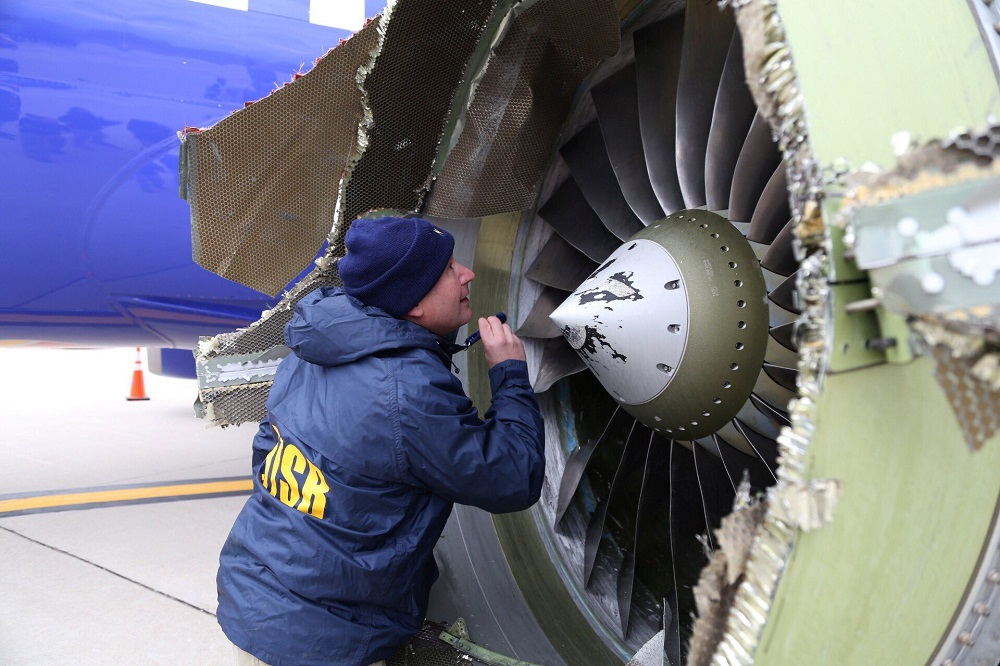 Southwest Airlines to step up inspections as signs of ...