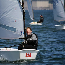 Optimist July Saturday League Racing (Deirdre Horgan)