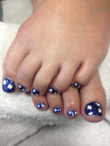 Nail Art Las Vegas: Gel pedicures Las Vegas