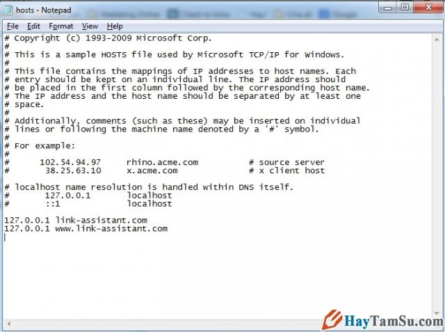 Hướng dẫn sửa file host trên hệ điều hành Windows 8 và 10 - Hình 04