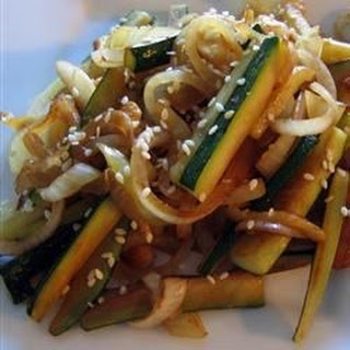 Japanese Vegetables Recipes