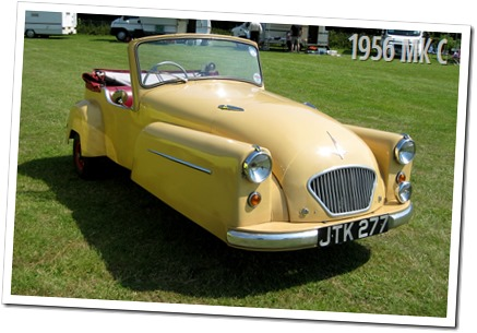 1956 BOND CARS MK C - autodimerda.it