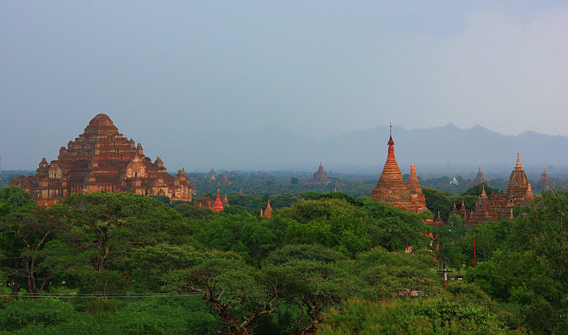 Incredible heritage amidst nature makes bagan travel worthwhile