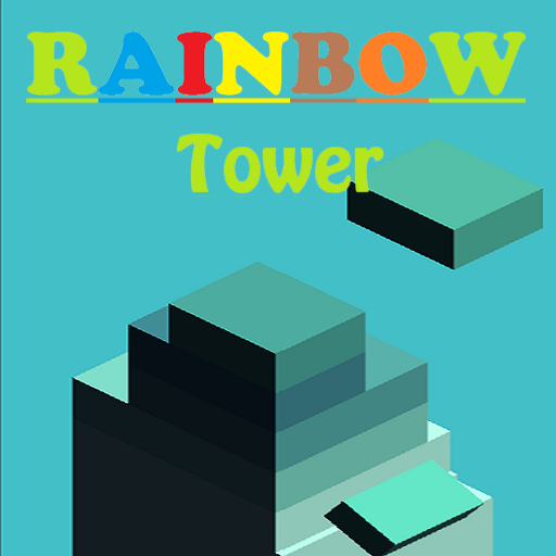 Rainbow Tower(Stack)