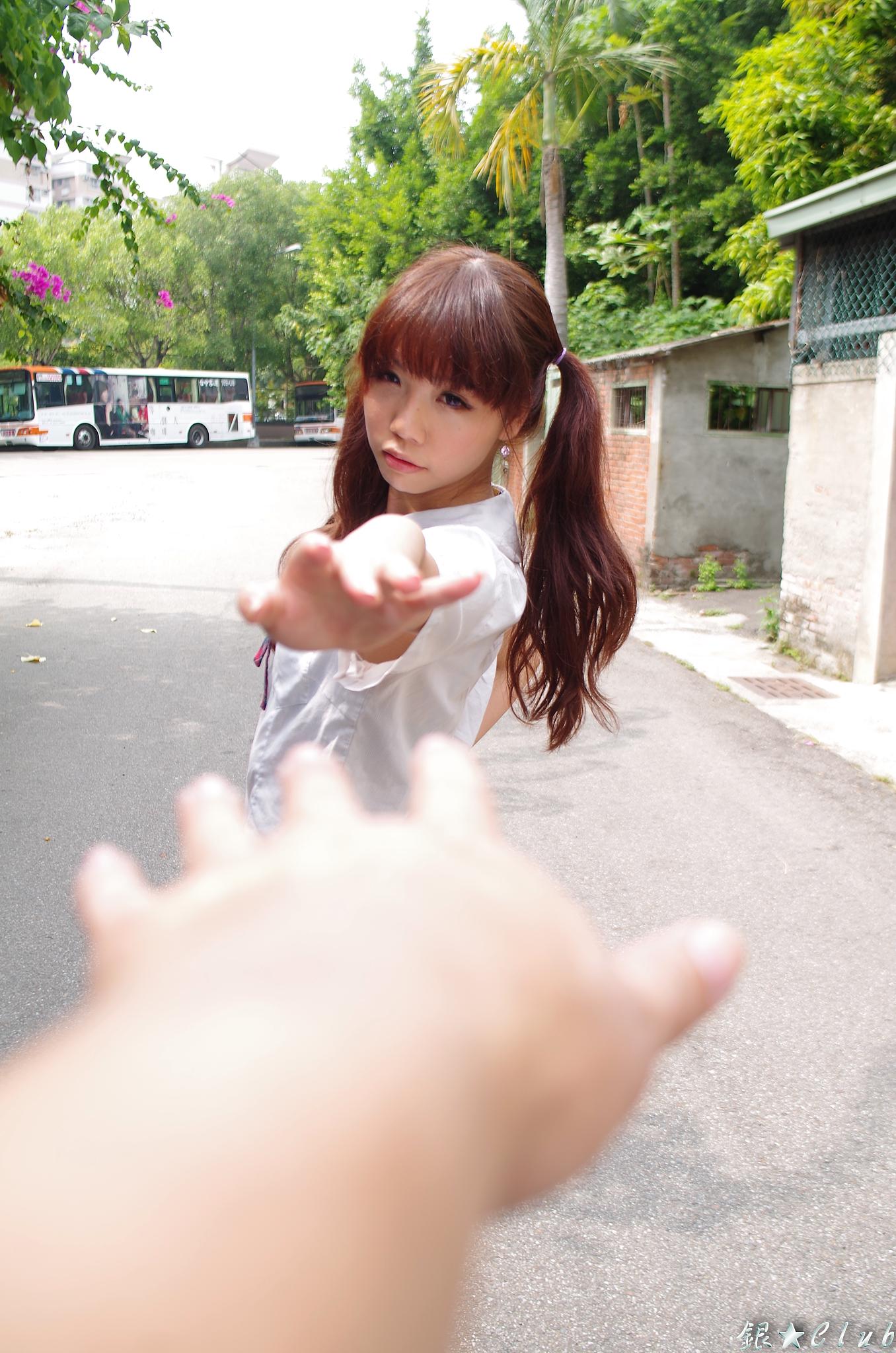 外拍 - 夏優雪 (學生服篇)