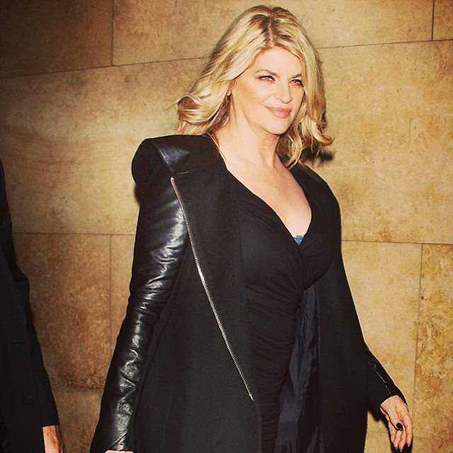 Kirstie Alley Profile Pics Dp Images