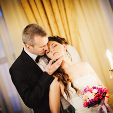 Wedding photographer Anton Kagitin (kaga). Photo of 18.02.2013