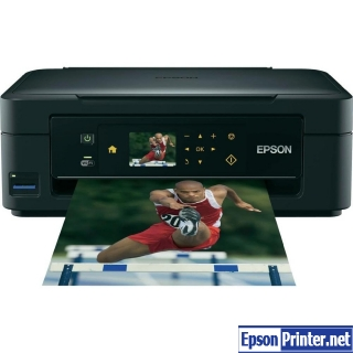 Download Epson Expression Home XP-402 inkjet printer driver