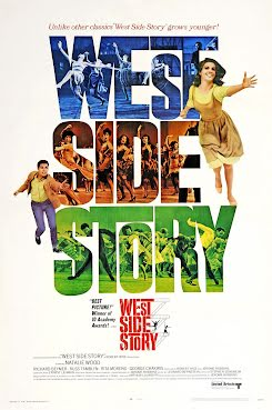Amor sin barreras - West Side Story (1961)