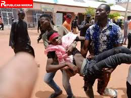 TWO FEARED DEAD, SEVERAL WOUNDED AS POLICE ATTACK SHIITES' PROCESSION IN SOKOTO,