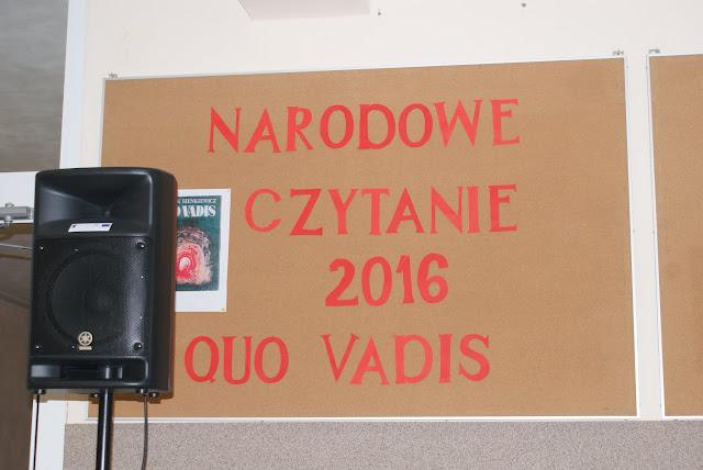 Narodowe Czytanie Quo vadis - DSC05119.JPG