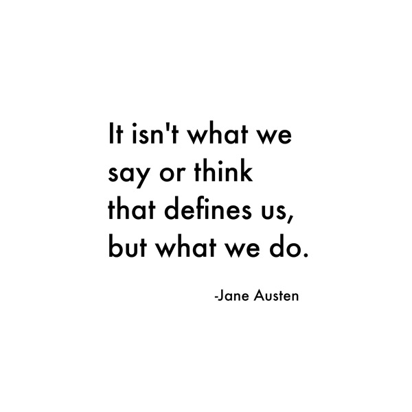 what we do -- austen