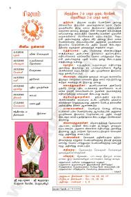 Kumudam Jothidam Raasi Palan - 11-5-2016 to 17-5-2016