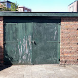good memories at this garage in Velsen, Noord Holland, Netherlands