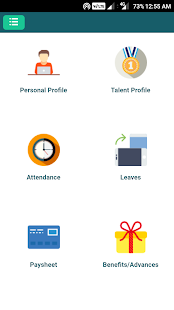 Mploy Payroll Services Lite - náhled