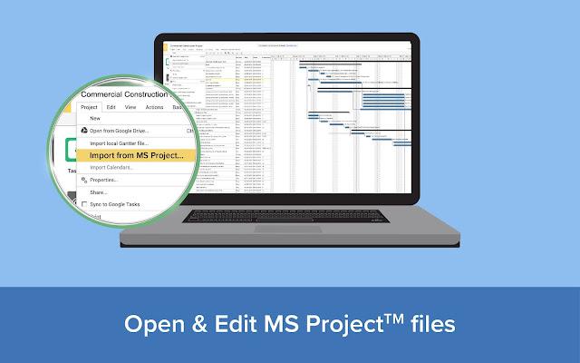 Gantter Project Management G Suite Marketplace