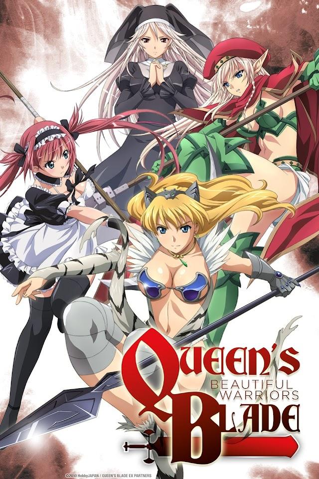Queen's Blade Beautiful Warriors