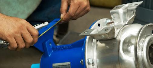 Szybka naprawa i serwis pomp i hydroforów