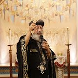 His Holiness Pope Tawadros II visit to St. Mark LA - _MG_0532.JPG