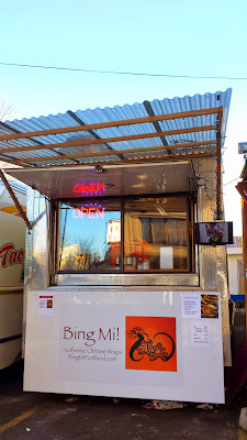 Bing Mi Food Cart