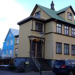 Reykjavik in Reykjavik, Hofuoborgarsvaeoi, Iceland