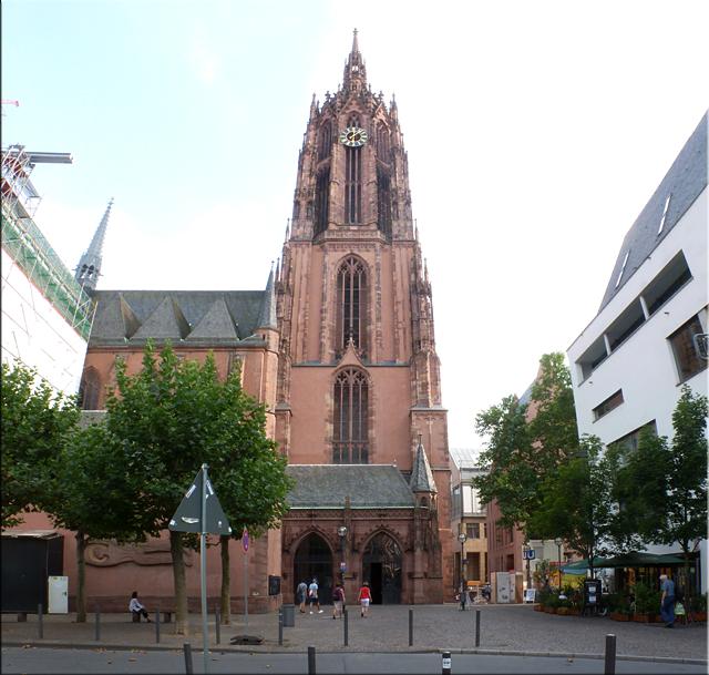 Catedral de San Bartolomé (Sankt Bartholomäusdom)