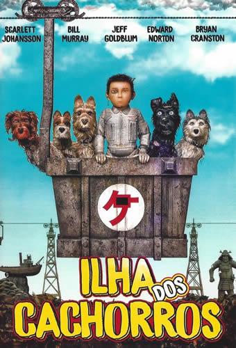 Baixar Filme Ilha de Cachorros Torrent