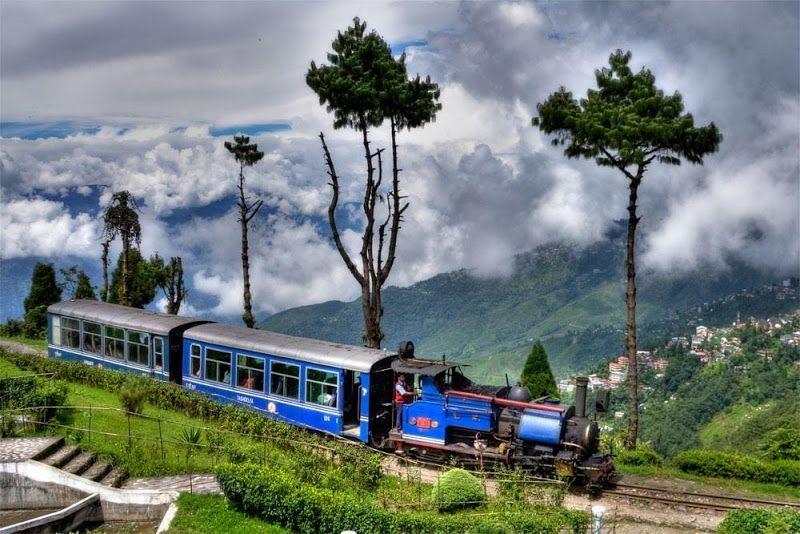 natural beauty of darjeeling