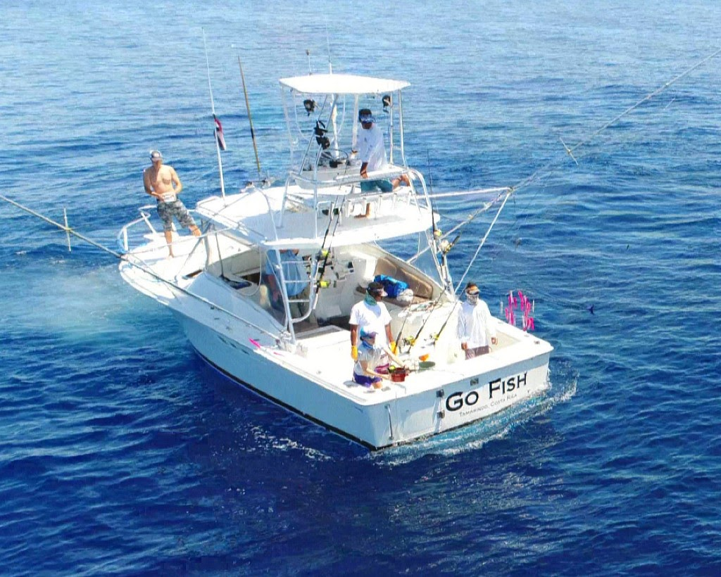 Image result for The Go Fish is owned and operated by Pelagic Pursuits CR