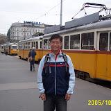 布達佩斯馬拉松 (匈牙利 02/10/2005)