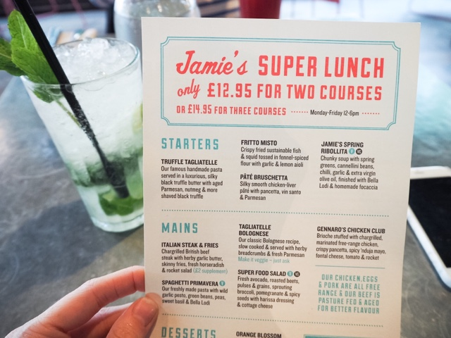 jamie's-italian-super-lunch-menu-angel-london-restaurant-review