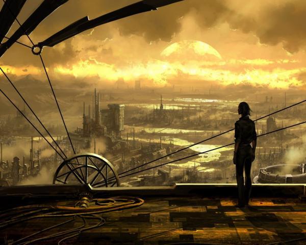 Fantasy Of Silent Place, Fantasy Scenes 2