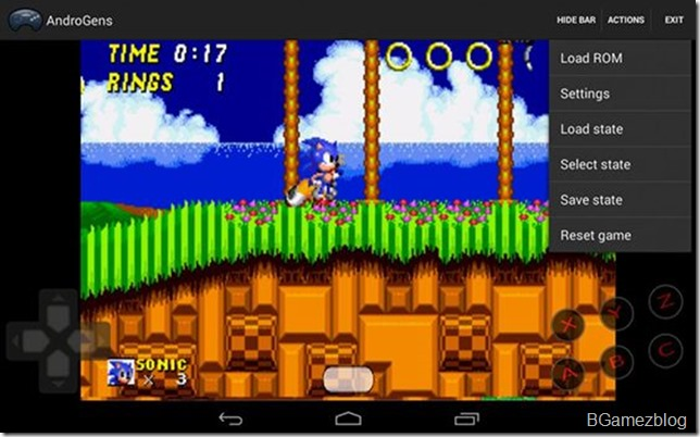 7 Best Android SEGA Emulator in December 2017 | BGamez