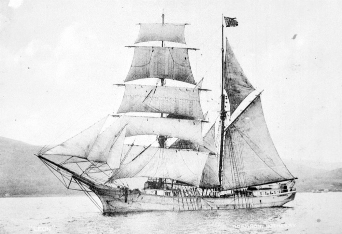 copyright free example of a brigantine
