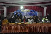 Kapolres Bersama Pemda Kabupaten Soppeng Kunjungi Posko Penyekatan di Perbatasan