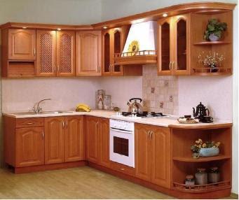 Báo giá chuẩn tủ bếp đẹp chữ L